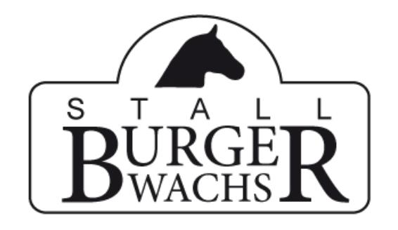 Stall Burger Wachs Logo
